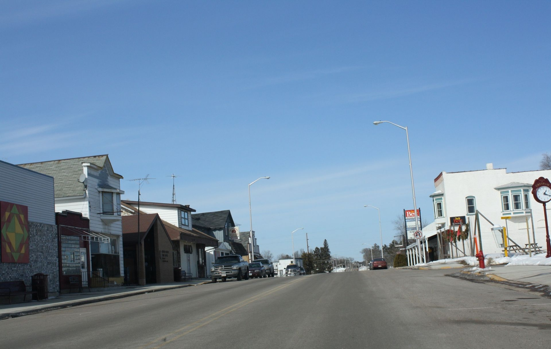 Gresham, Wisconsin - Wikipedia
