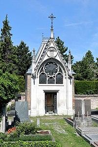 Grinzing (Wien) - Ferstel-Mausoleum.JPG