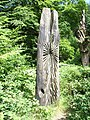 Grizedale Forest sculpture - geograph.org.uk - 203352.jpg