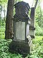 Grob Ludwika Maurycego Hirszfelda-Grave of Ludwik Maurycy Hirszfeld.JPG