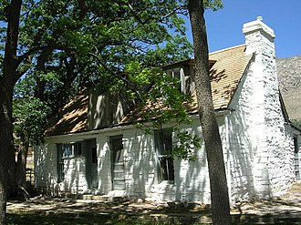 Guadalupe Mountains National Park - Guadalupe Ranch House