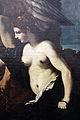 Guercino (attr.), scena mitologica con crono che ammonisce eros alla presenza di afrodite e ares, xvii sec. 06.JPG