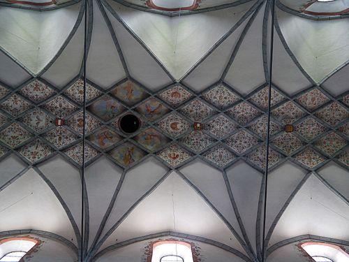 Gurk Dom Maria Himmelfahrt Innen Gewölbe 2.JPG