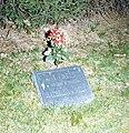 Gustaf Adolf von Reis Sr family grave 1988 Nyköping.jpg
