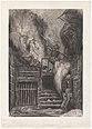 Gustave Doré, La Rue de la Vieille Lanterne The Suicide of Gérard de Nerval, 1855.jpg
