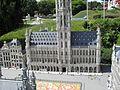 Hôtel de Ville de Bruxelles, Mini-Europe.JPG