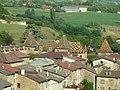 Hôtel de ville (toit vernissé) de Saint Antoine l Abbaye - monument historique PA00117247 - FRANCE - Alain Van den Hende - Licence CC 4 0 - 1707 SAM 1710.jpg