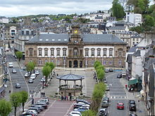 Hotel De Ville De Locquirec