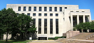 Government of the District of Columbia - The Superior Court is housed in the H. Carl Moultrie Courthouse.