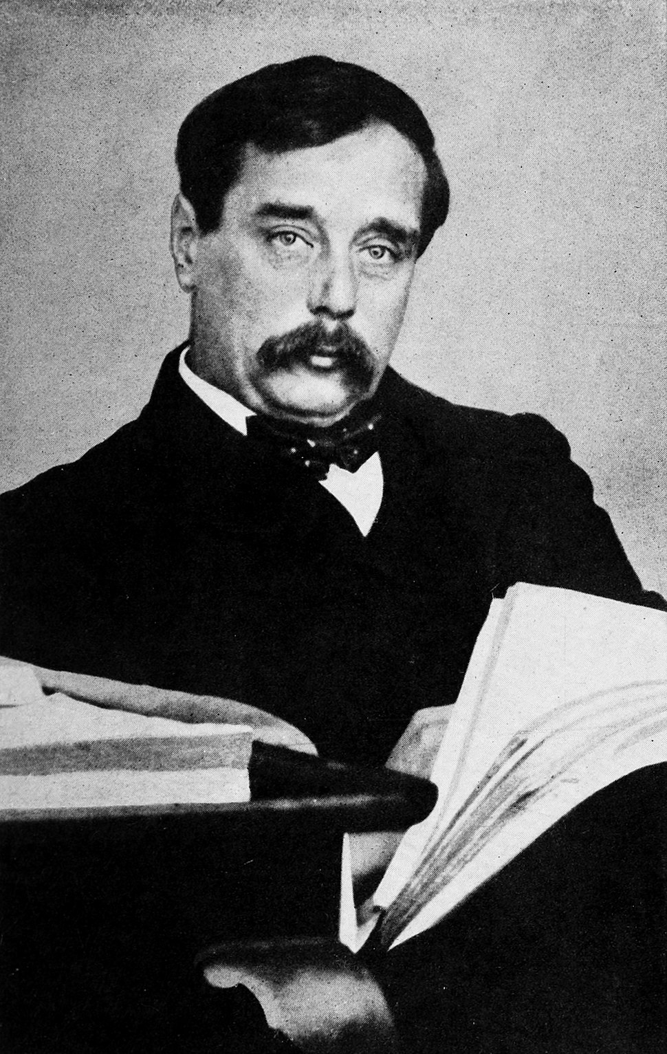 H. G. Wells Daily Mirror
