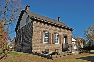 Haring-Blauvelt House - Image: HARING BLAUVELT HOUSE, NORTHVALE, BERGEN COUNTY, NJ