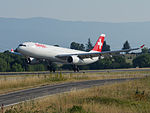 HB-JHG, Airbus A330-343, Swiss International Airlines (19829010826).jpg