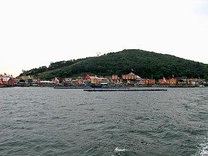 Ko Lau Wan - Distant view of Ko Lau Wan