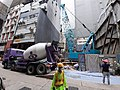 HK SW 上環 Sheung Wan 熹利街 Hillier Street construction site October 2020 SS2 06.jpg