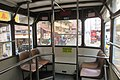 HK Sai Ying Pun Tram 78 upper deck interior 德輔道西 Des Voeux Road West Dec 2018 IX2.jpg
