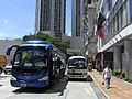 HK Tai Hang 銅鑼灣維景酒店 Metropark Hotel Causeway Bay 03 Tung Lo Wan Road shuttle bus Jing Kung Press.JPG