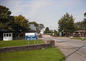 HM Prison Kirkham - Image: HMP Kirkham 02