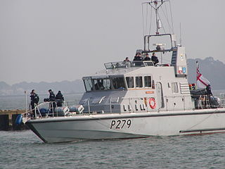 series of maritime incidents between the British Royal Navy and French fishermen