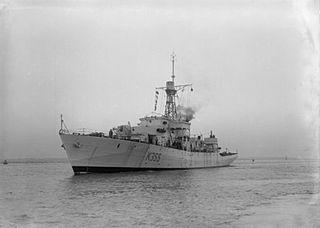 HMS <i>Hadleigh Castle</i> (K355)