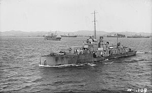 HMS M30 - Image: HMS M30