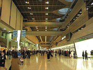 日本空港ビルデング's relation image