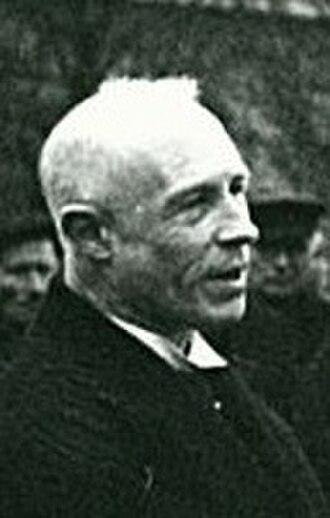 Dutch general election, 1952 - Hendrik Willem Tilanus