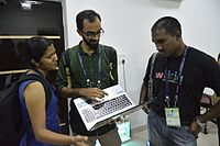 Hackathon - Wiki Conference India - CGC - Mohali 2016-08-05 7188.JPG