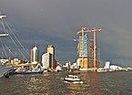 HafenCity Hamburg Niederhafen +Sandtorhafen +Elbe 4029-d3. jpg