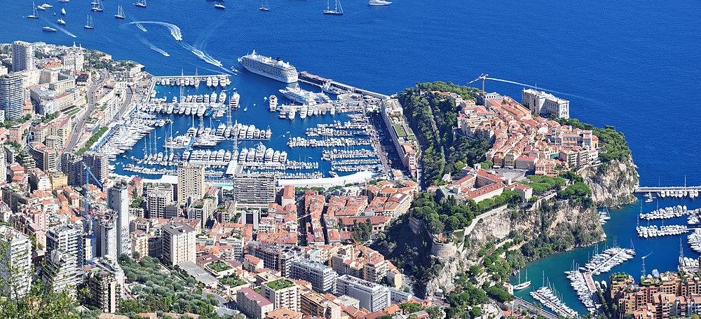 Babes in Monaco
