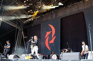 Halestorm American rock band
