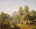 Halte d'Henri IV en forêt.jpg