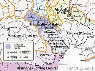 Principality of Halych