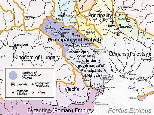 Halych Principality