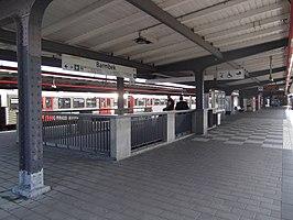 Barmbek station