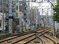 Hankyu Rokko Station platform - panoramio (3).jpg