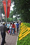 Hanoi residents take to the streets to celebrate 1,000th anniversary of capital. (5053301844).jpg