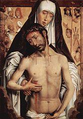 La Mare de Déu i el Crist dels dolors