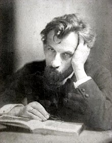 Hans Pfitzner, Foto von Wanda von Debschitz-Kunowski, 1910 (Quelle: Wikimedia)