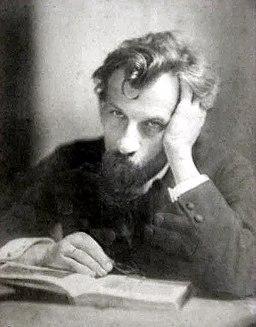 Hans Pfitzner by Wanda von Debschitz-Kunowski, ca 1910