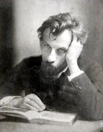 Hans Pfitzner - Hans Pfitzner, circa 1910