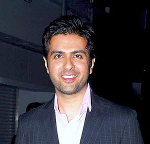 Harman Baweja at GR8! Women Awards 2011 in Dubai.