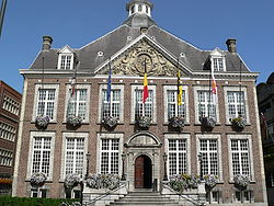 Old City Hall of Hasselt