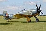 Hawker Fury FB.11 'SR661' (G-CBEL) (45555846641).jpg
