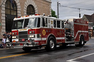 Hawthorne, New York - Image: Hawthorne FD2