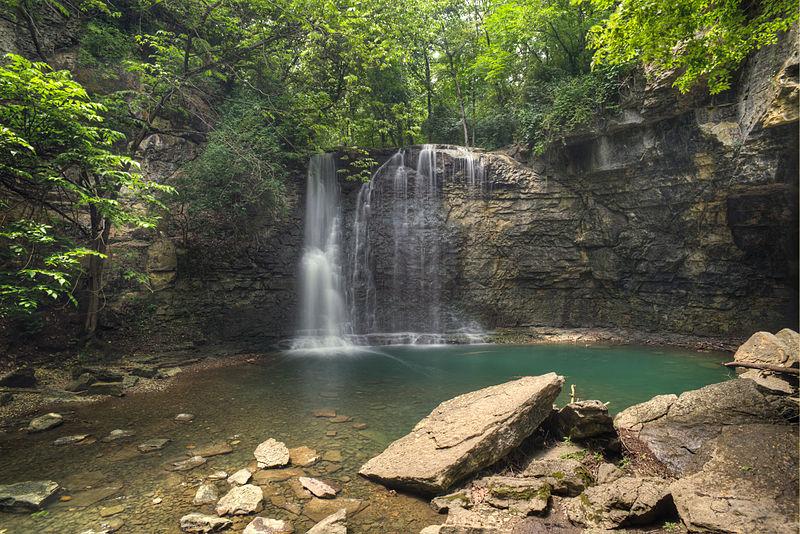 File:Hayden Falls Dublin Ohio USA.jpg