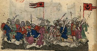 battle of the Arab–Byzantine wars
