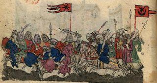 Battle of the Yarmuk Battle of the Arab–Byzantine wars