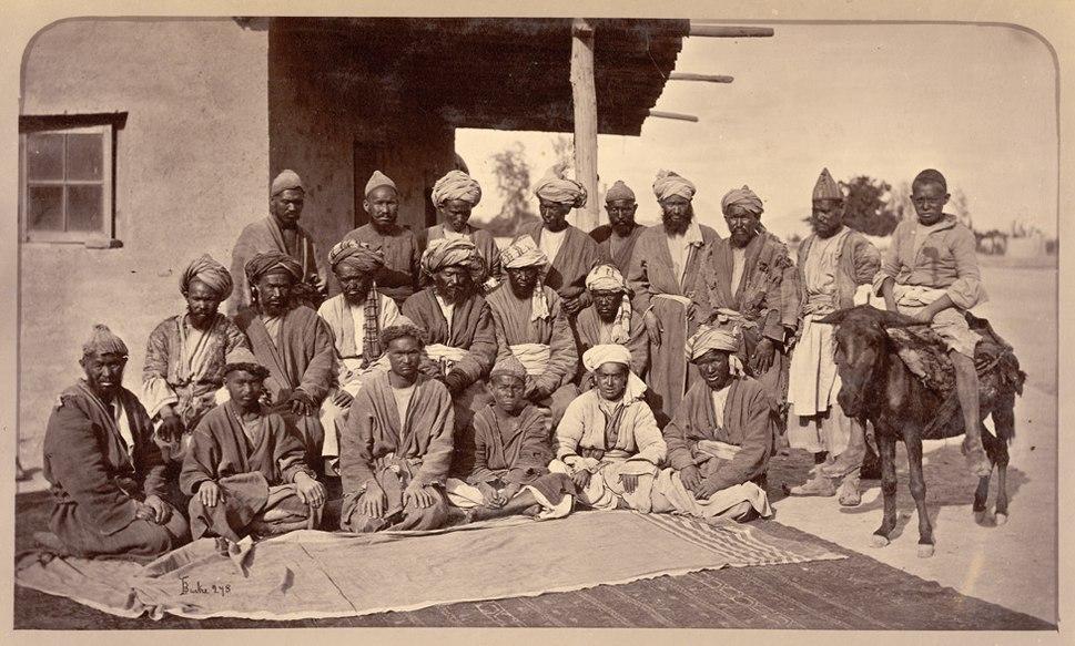 Hazaras of Afghanistan in 1879-80.jpg