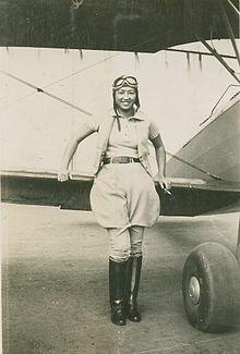 Timeline Of Women In Aviation Wikiwand