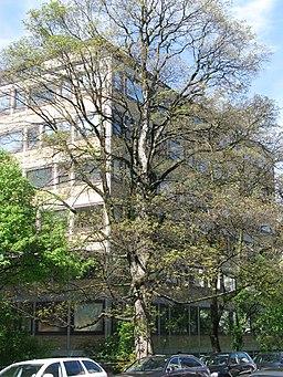 Heßstraße in München